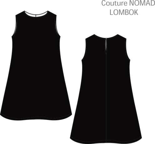 Dress Lombok