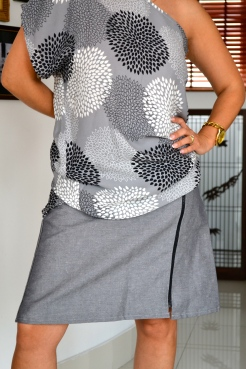 Xingang skirt