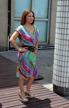 Pudong dress