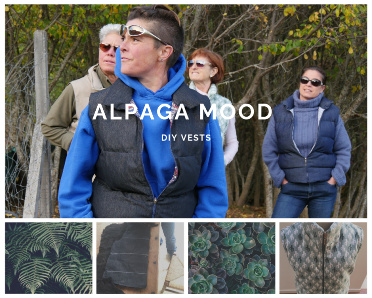 alpaga mood diy vests