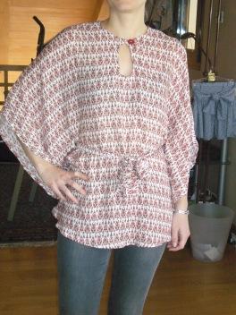 sewing pattern jaipur by marie-noelle