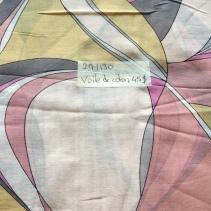 010:VOILE DE COTON 2M EN 130:45$